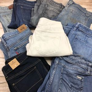 MYSTERY BOX • Jeans